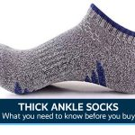 thick ankle socks