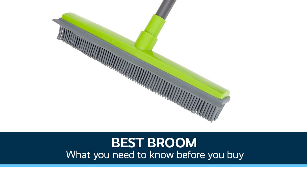 best broom