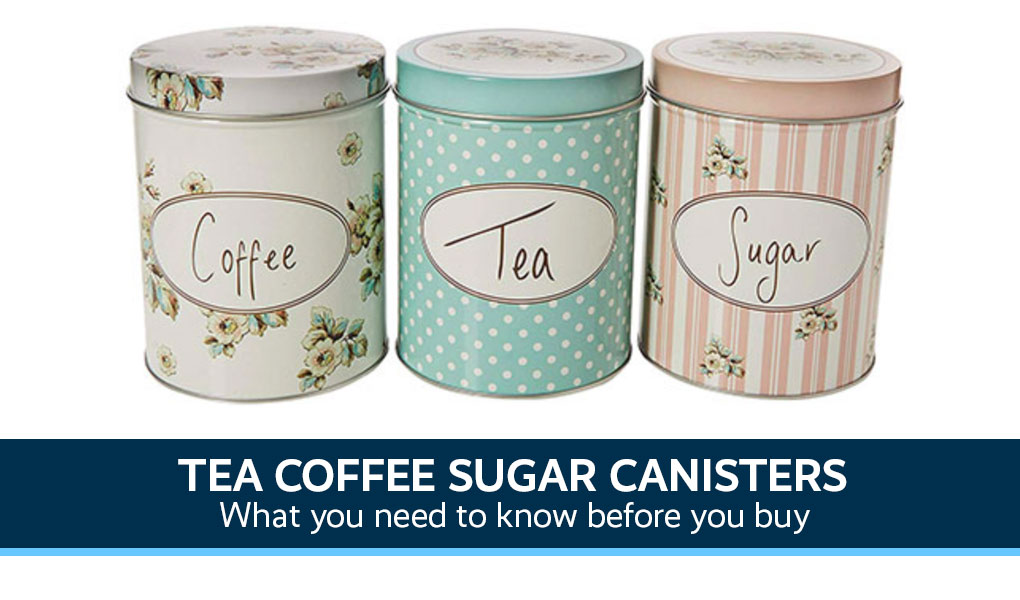 Tea Coffee Sugar Canisters Internet Eyes