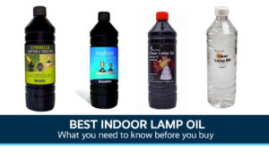 Best Indoor Lamp Oil