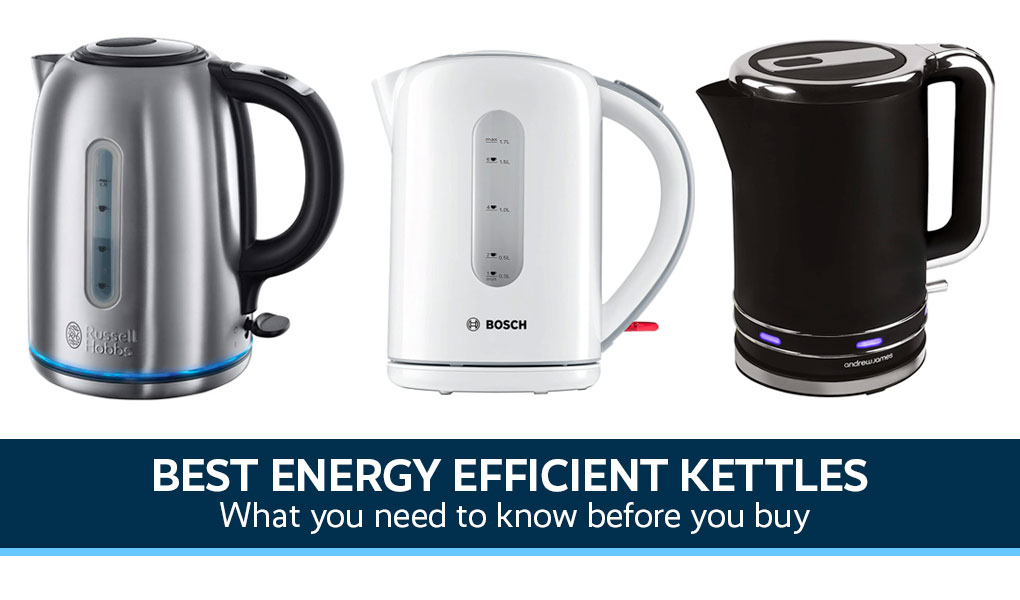 10 Best Energy Efficient Eco Kettles