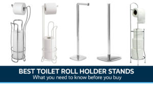 Best Toilet Roll Holder Stands