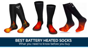 Best Battery Heated Socks