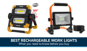 Best Rechargeable Work Lights UK