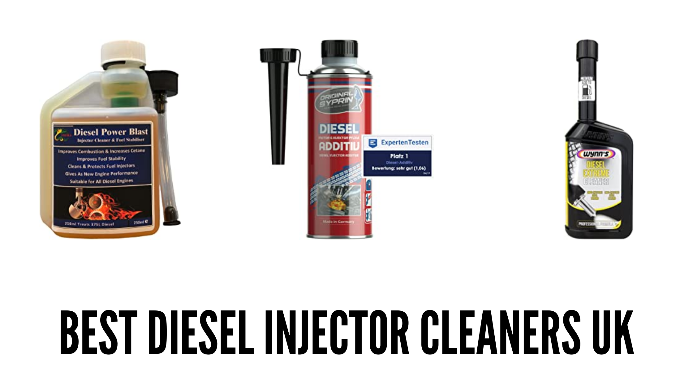 UK Diesel Injector Reviews With Videos