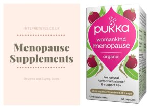 Best Menopause Supplements UK