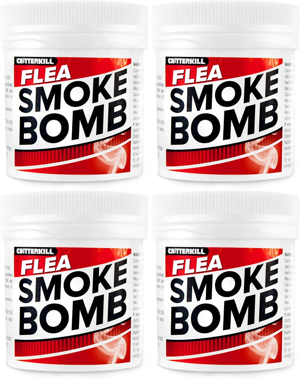 Pest Expert Flea Killer Smoke Bomb