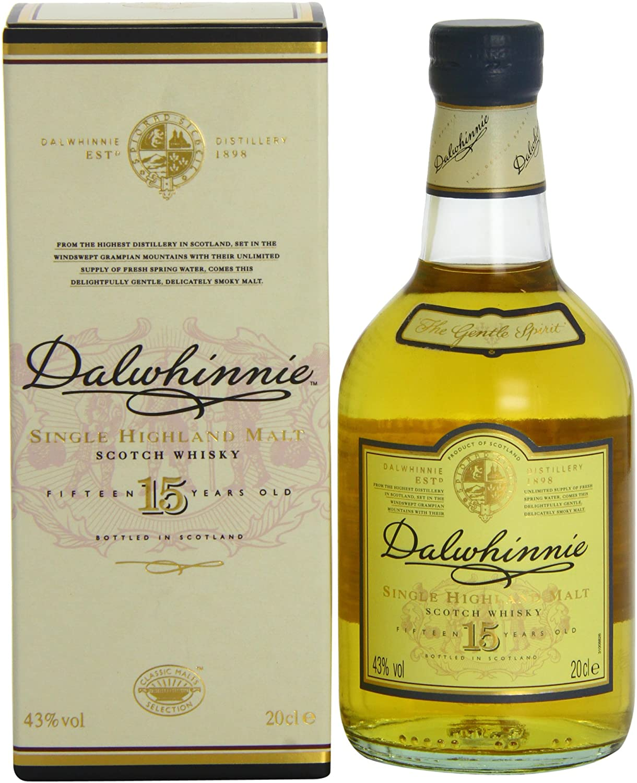 Dalwhinnie Single Malt Scotch Whisky