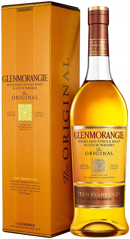 Glenmorangie Single Malt Scotch Whisky