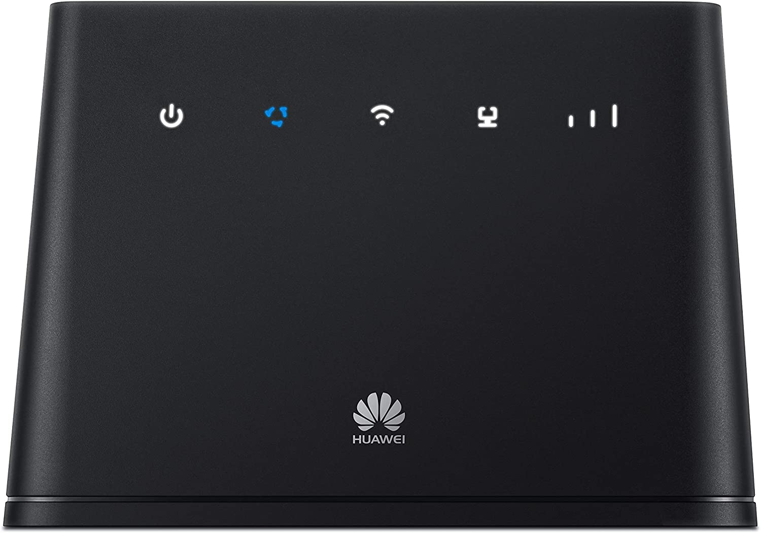 Huawei B311 2020-4G/ LTE 150 Mbps Mobile Wi-Fi Router, Unlocked to All Networks- Genuine UK Warranty STOCK (Non Network Logo)- Black,B311-221