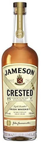 Jameson Crested Irish Whisky