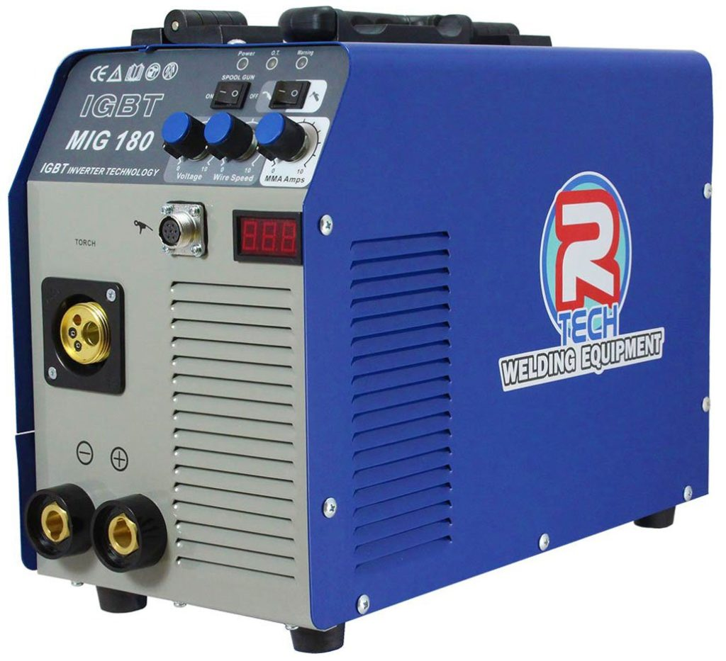 Mig Welder 180A 240V Portable Inverter, inc. Torch & Leads, 3 Year UK Warranty Click to open expanded view Mig Welder 180A 240V Portable Inverter, inc. Torch & Leads, 3 Year UK Warranty