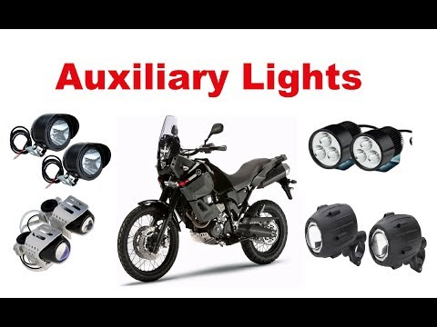 Motorcycle Auxiliary