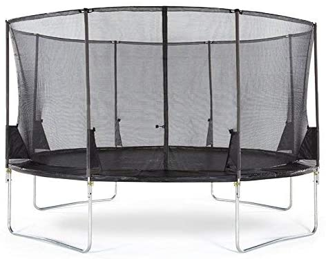 Plum 14ft Space Zone V2 Trampoline and Enclosure