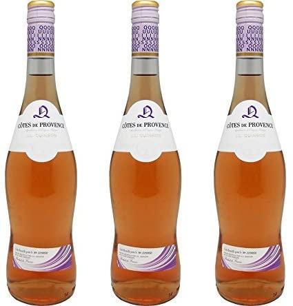 Quinson Provence Rosé Wine 75cl (Case of 6)