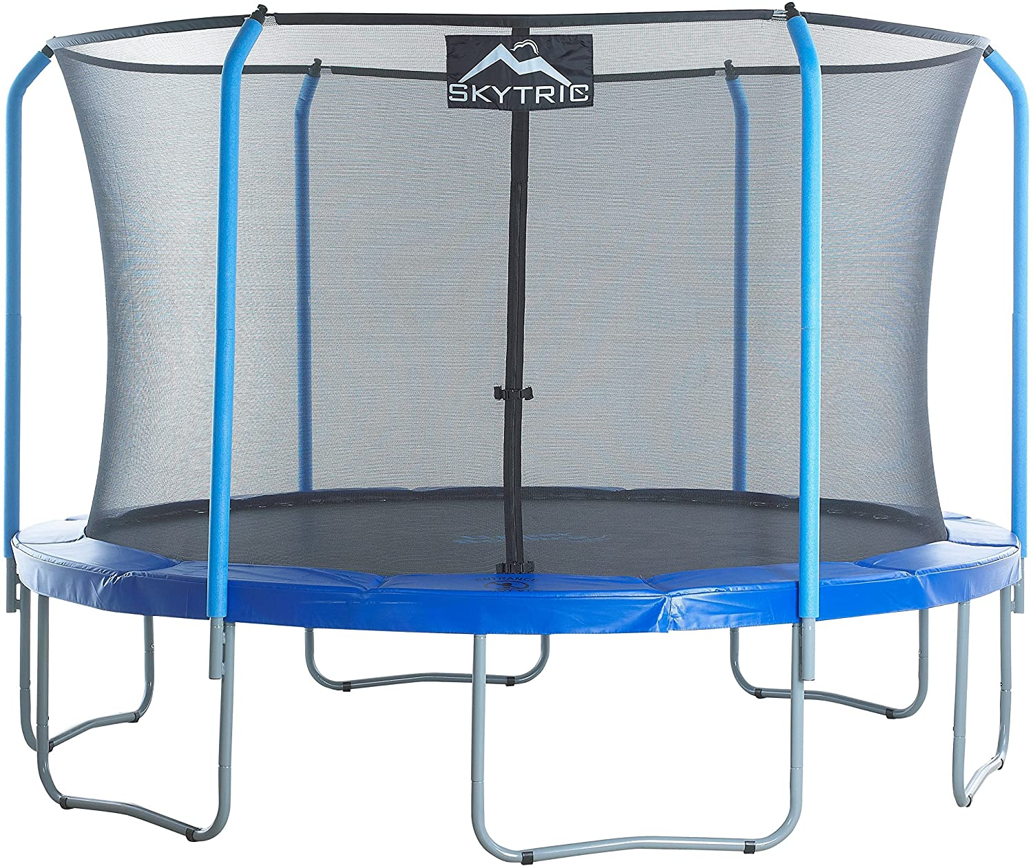 Skytric Large Trampoline with Top Ring Enclosure System
