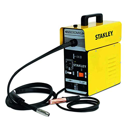 Stanley MIKROMAG - MIG Welding Machine (no gas) - 35A/95A - 230V - flux cored wire accessorized - absorbed power 1.9KVA