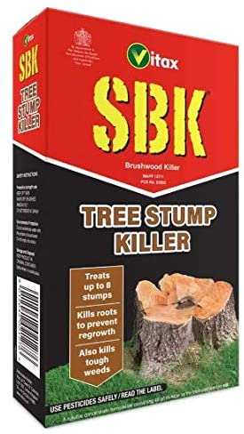 Vitax 5BKTS250 SBK Tree Stump Killer Concentrate 250ML