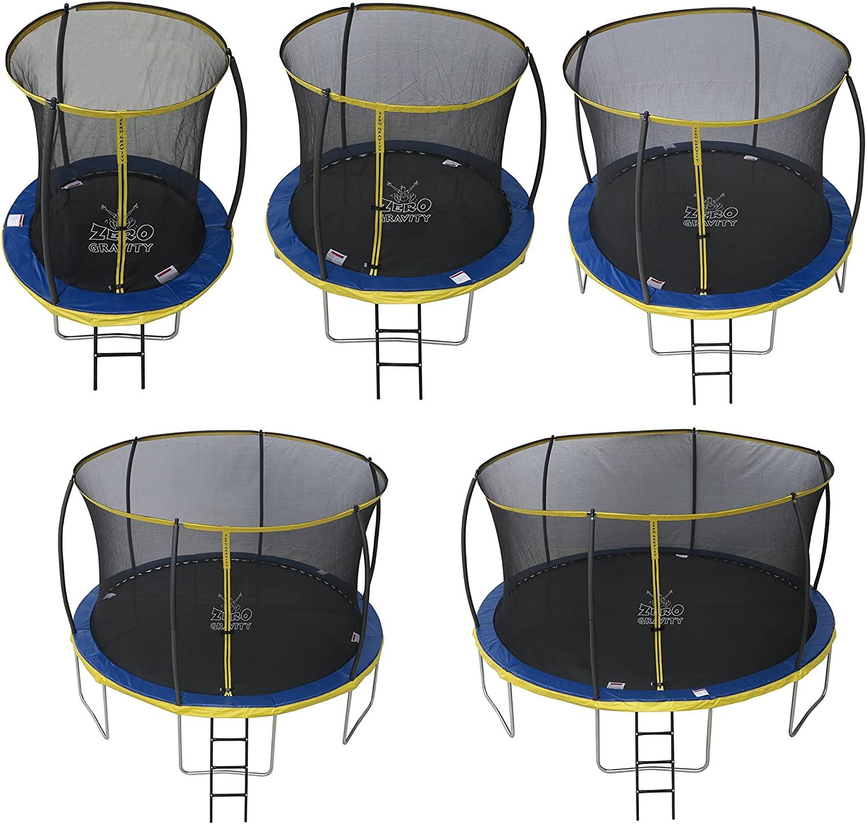 Zero Gravity ultima 5 Rectangular Barrel Trampoline