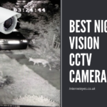 Best CCTV Cameras For Night Vision UK