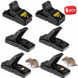 prettop Mouse Traps Professional Mice Trap Blow Trap