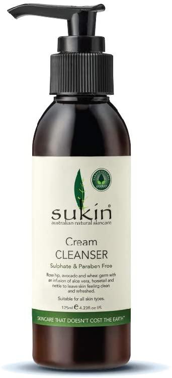 Sukin Cream Cleanser 125ml