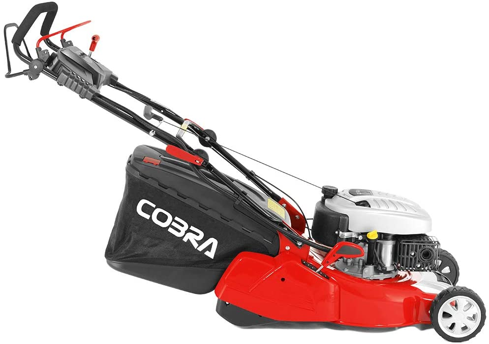 Cobra Roller Petrol Lawnmower