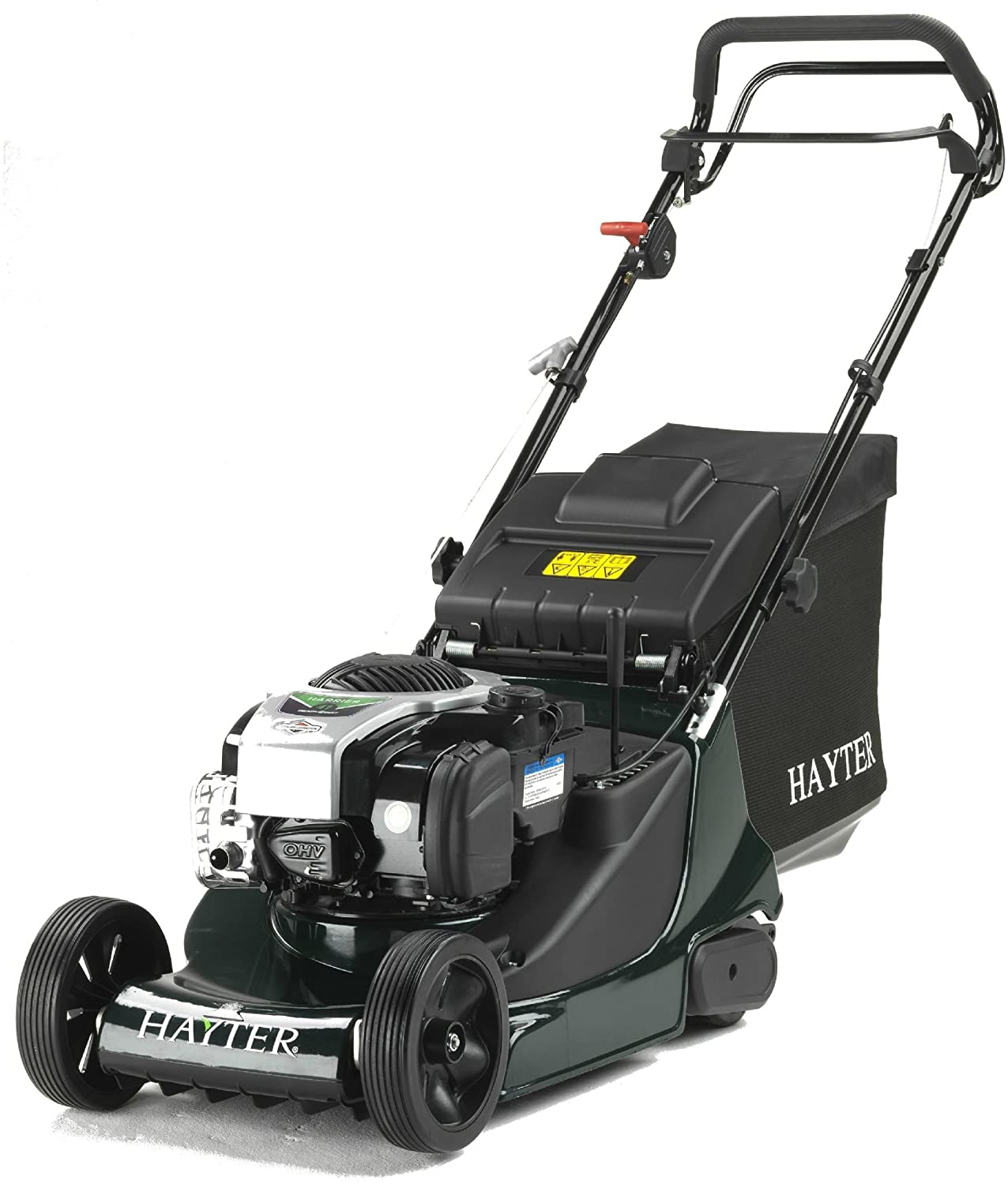Hayter Harrier 41 Autodrive Rear Roller Lawnmower
