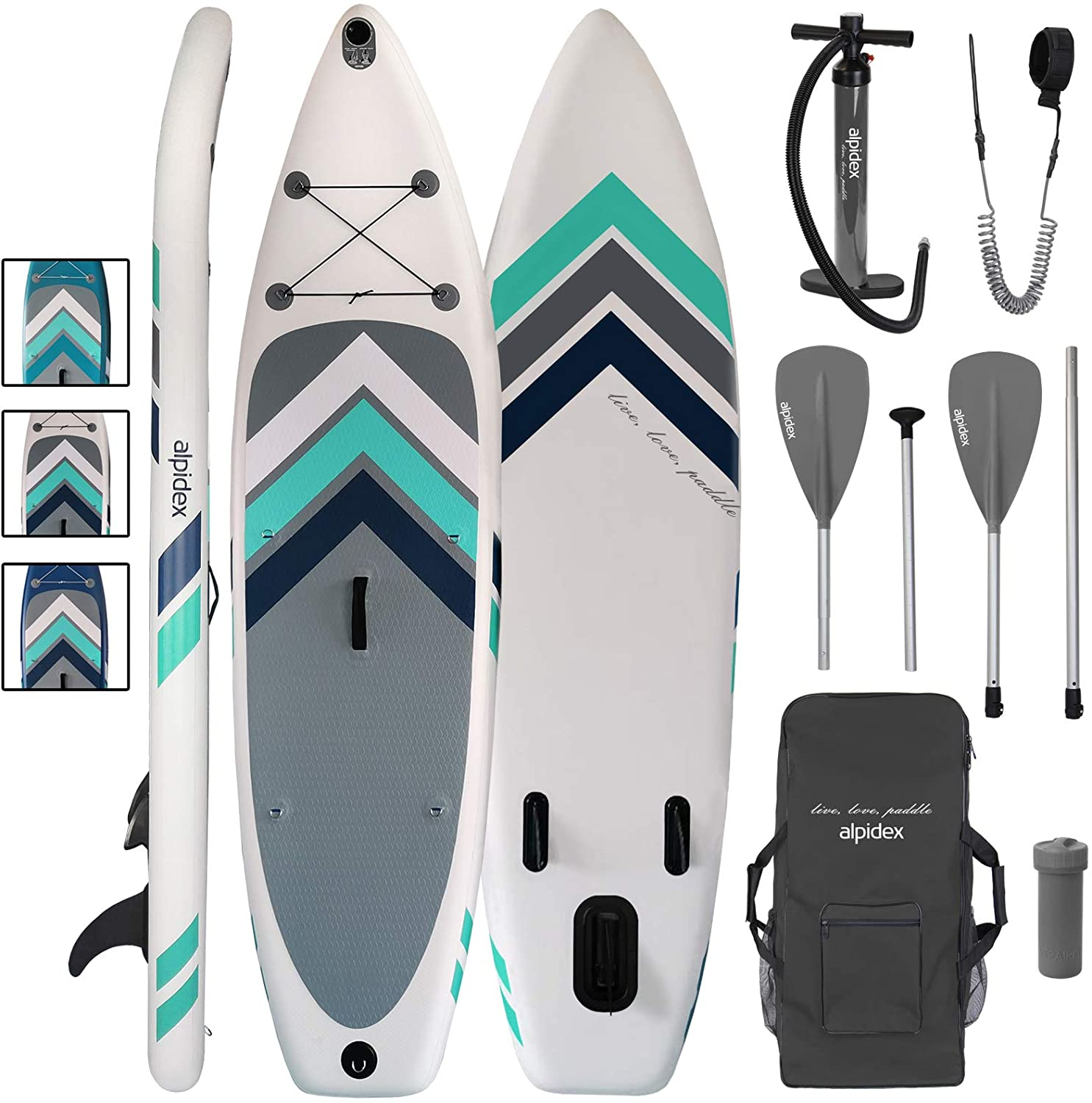 ALPIDEX SUP Package Inflatable