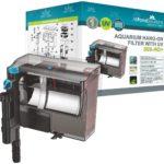 All Pond Solutions Aquarium Fish Tank Filter with 5w UV Steriliser