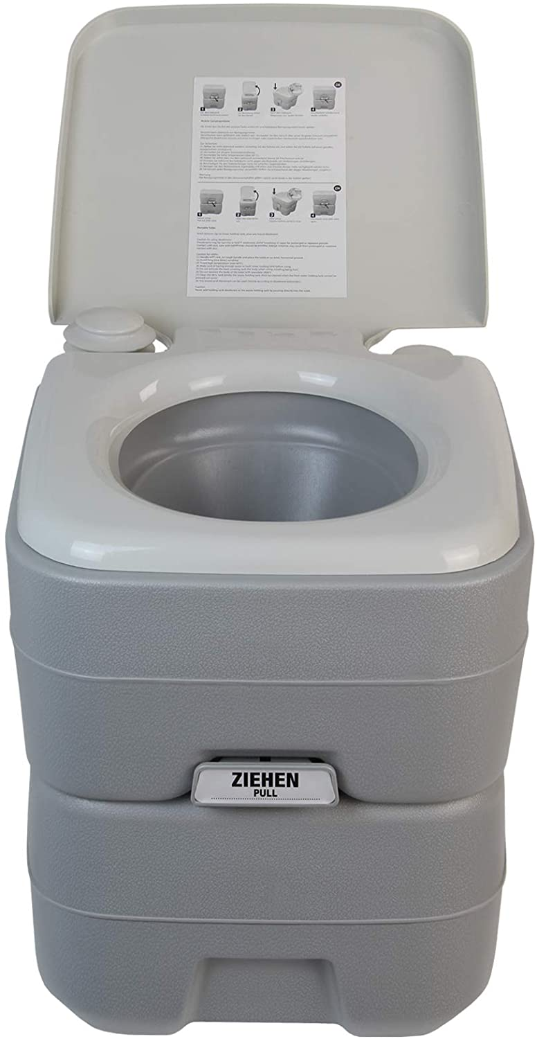 BB Sport Portable Camping Toilet 20l Chemical Toilet