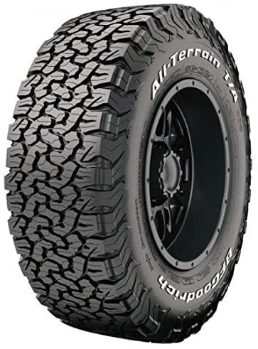 BF Goodrich All-Terrain Tyre
