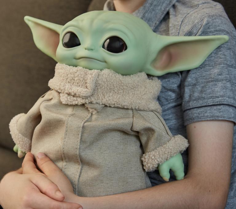Best Baby Yoda Plush Toys UK