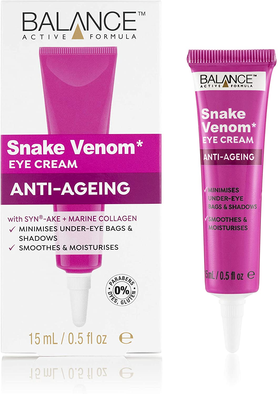Balance Active Formula Snake Venom Eye Cream