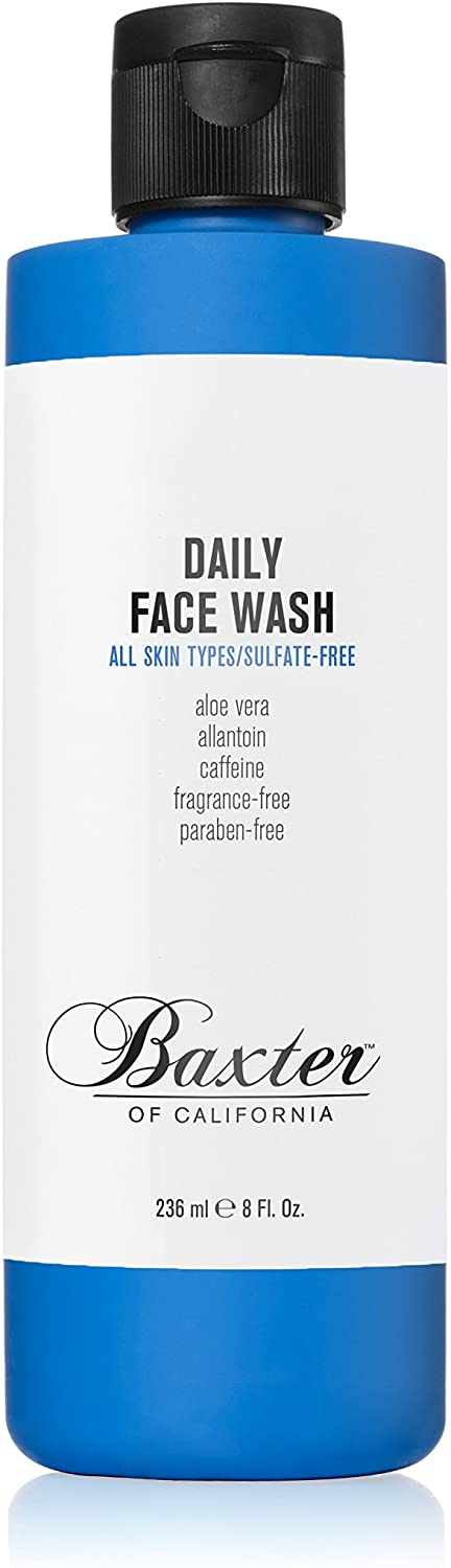 Baxter of California Daily Cleansing Face Wash