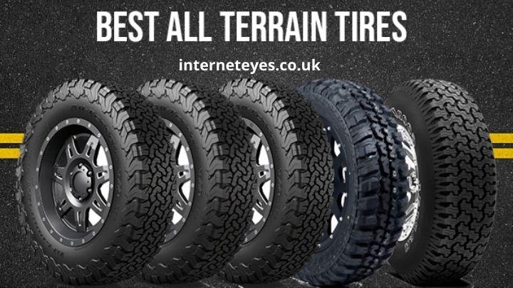 Best All-Terrain Tyres UK
