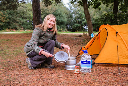Dehydrated Camping food UK