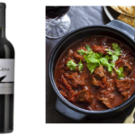 red wine with curry Uk