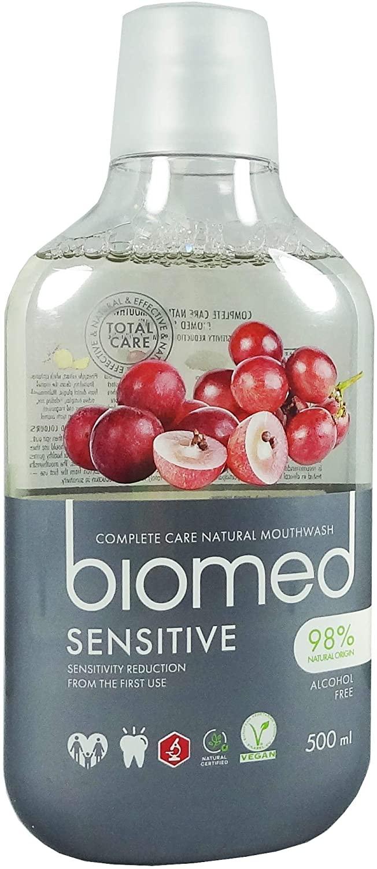 Biomed Sensitive Mouthwash 500ml