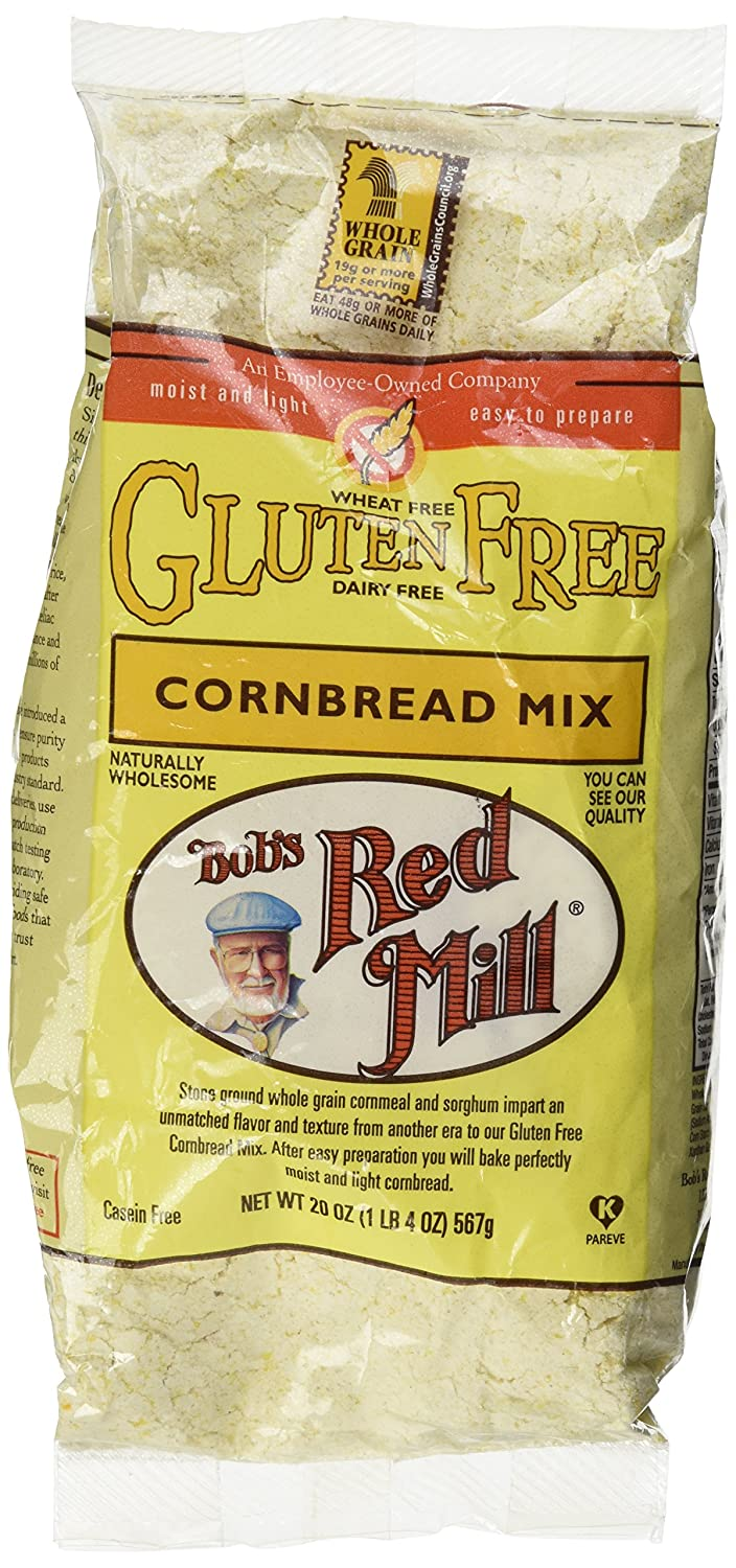 Bob's Red Mill Gluten-Free Cornbread Mix