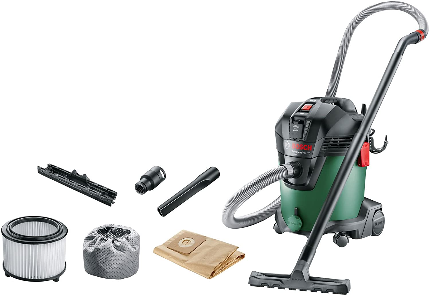 Bosch AdvancedVac wet and dry Vacuum cleaner
