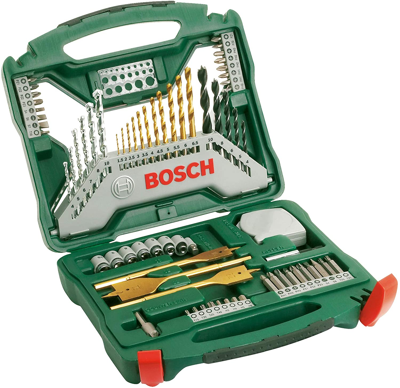 Bosch Titanium Drill Set