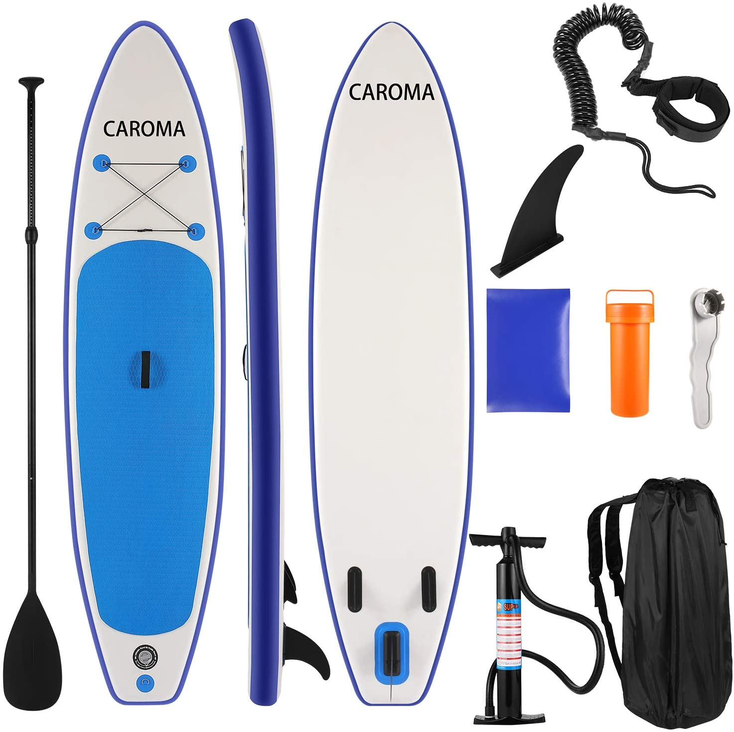 Caroma 10ft Inflatable SUP