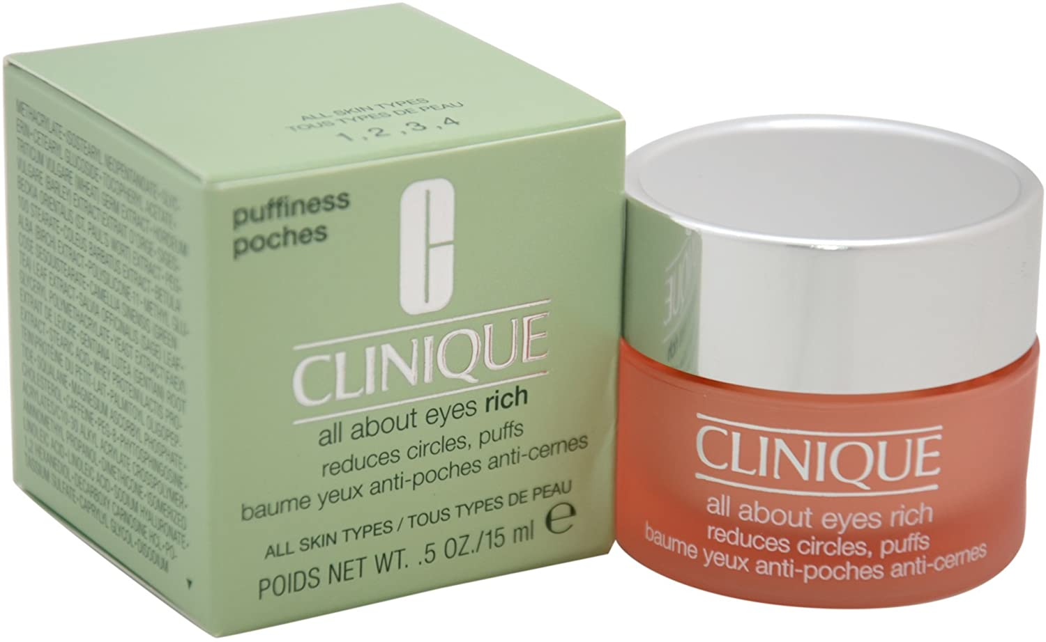Clinique All About Eyes Rich 78312 15ml