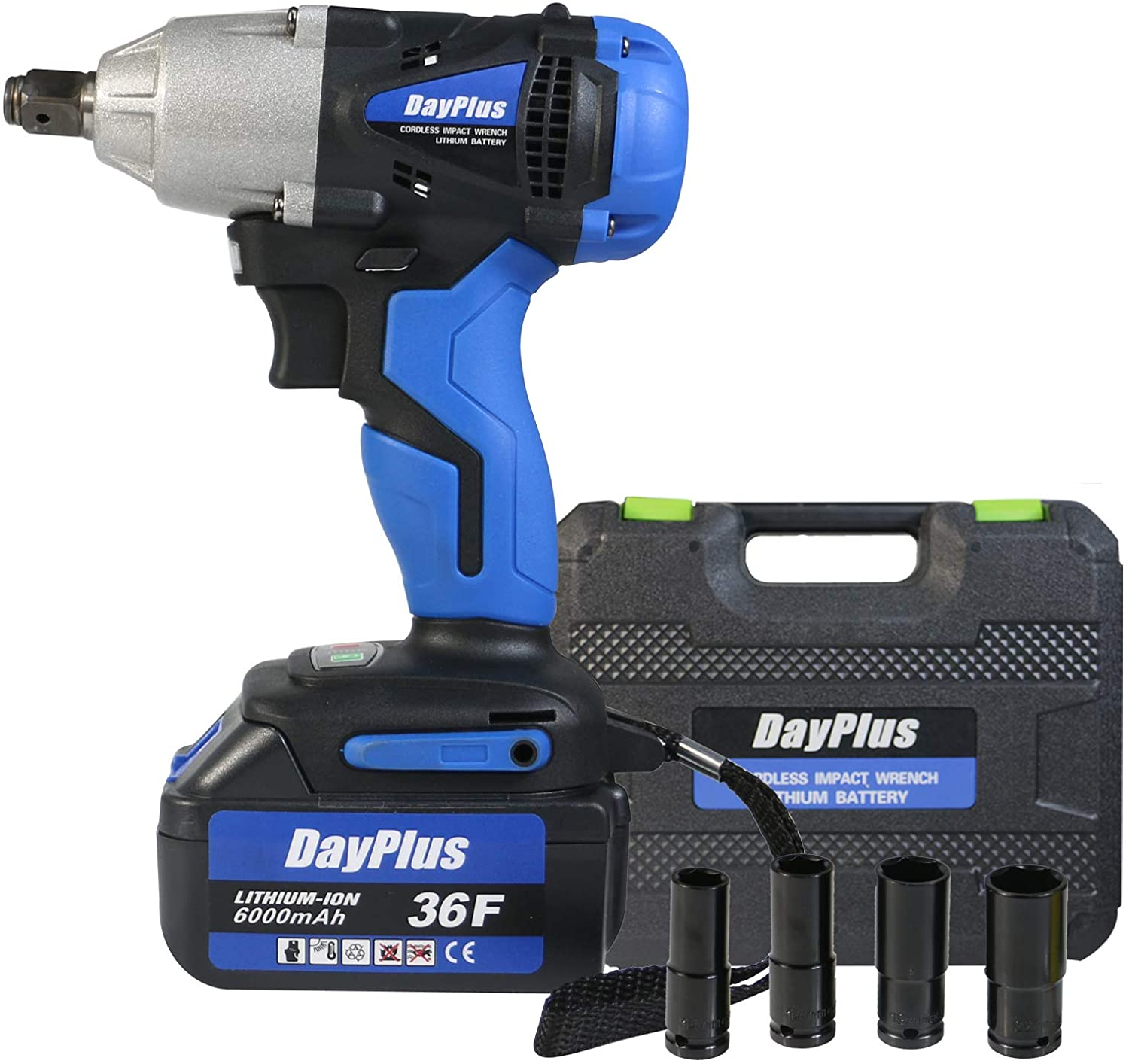 DICN Cordless Impact Wrench