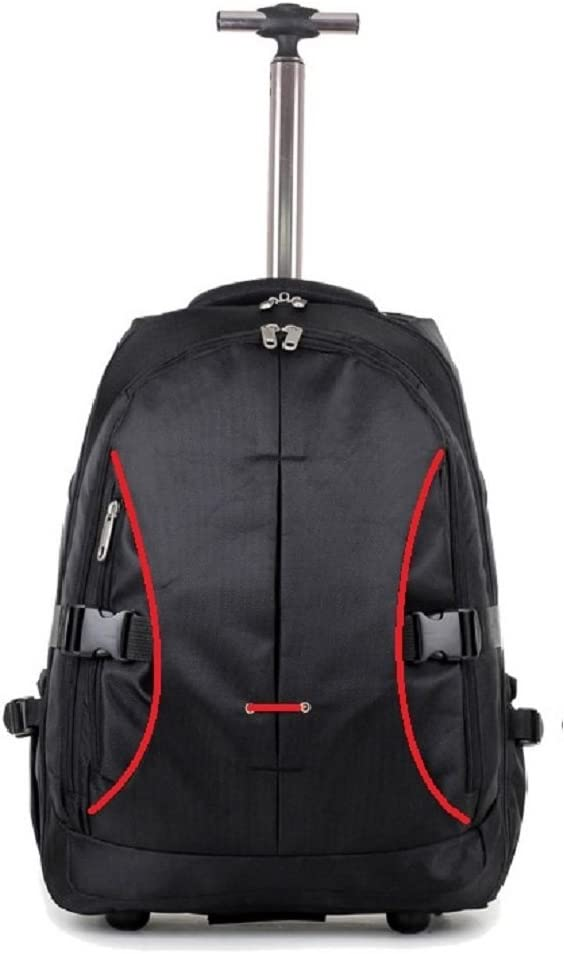 DK Luggage Rucksack with Wheels