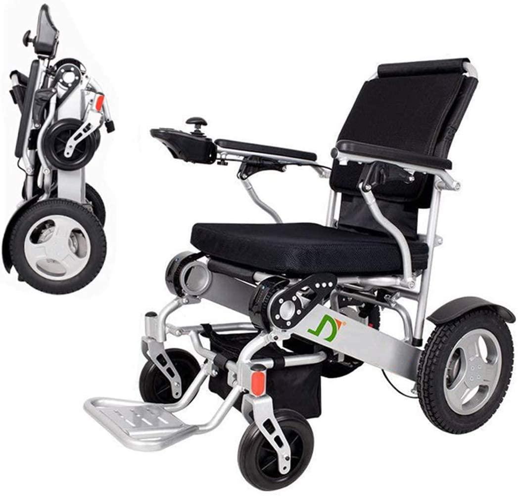 Deluxe Electric Wheelchair