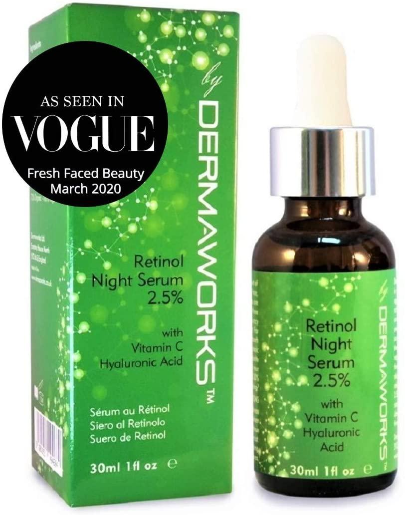 Dermaworks Retinol Serum High Strength for Face