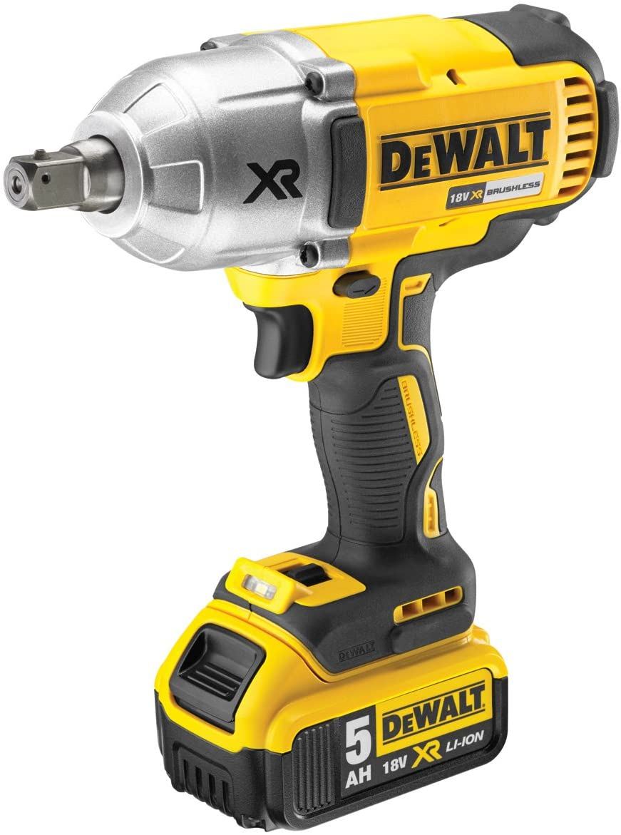 Dewalt DCF899P2-GB High Torque Cordless Impact Wrench
