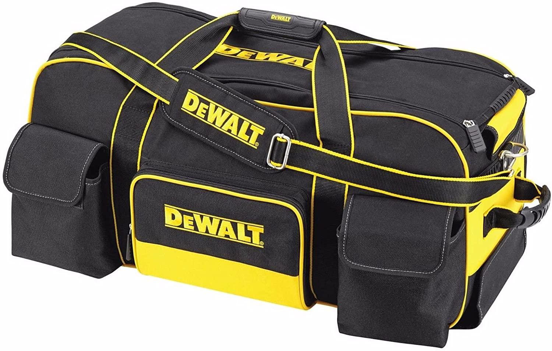 Dewalt DWSTI-79210 Duffel Trolley Bag with Wheels